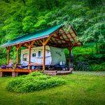 Pole Barn with Deck