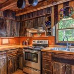 Barnwood Cabinets and countertop