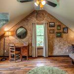 Reclaimed oak Flooring and Drywall